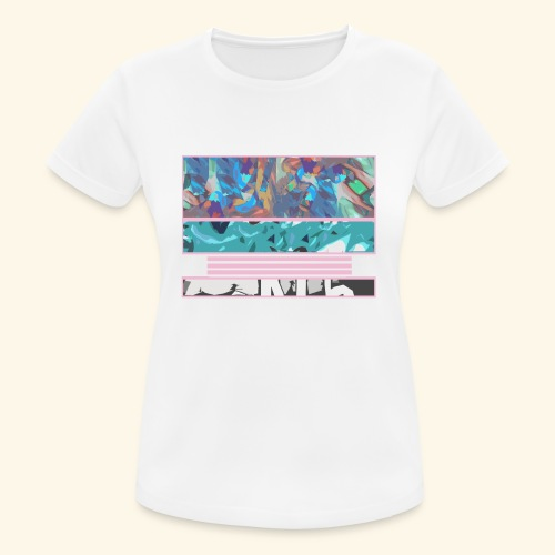 Slur-F05 - Women's Breathable T-Shirt