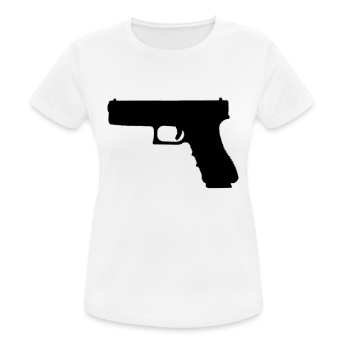 The Glock 2.0 - Women's Breathable T-Shirt