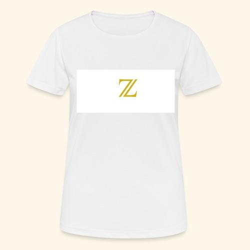 zaffer - Maglietta da donna traspirante