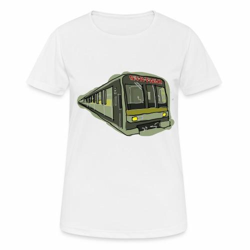 Urban convoy - Maglietta da donna traspirante