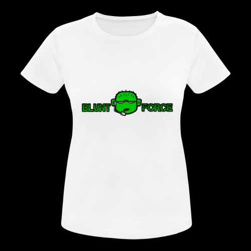 The Blunt Force - Andningsaktiv T-shirt dam