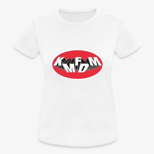 Eric Harris KMFDM - Women's Breathable T-Shirt