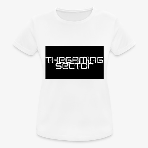 TheGamingSector Merchandise - Women's Breathable T-Shirt