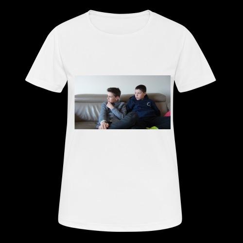 t-shirt de feyskes hd - T-shirt respirant Femme