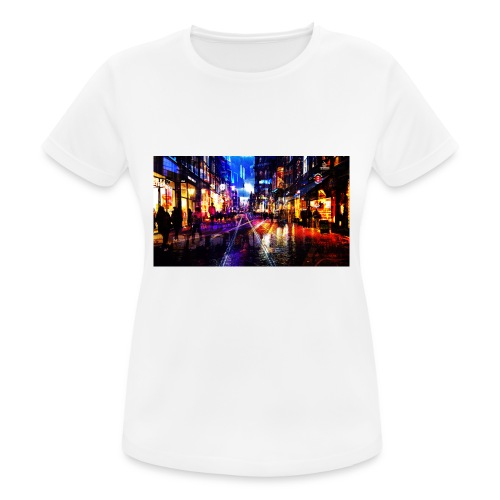 Flip Side Photography Amsterdam - Women's Breathable T-Shirt