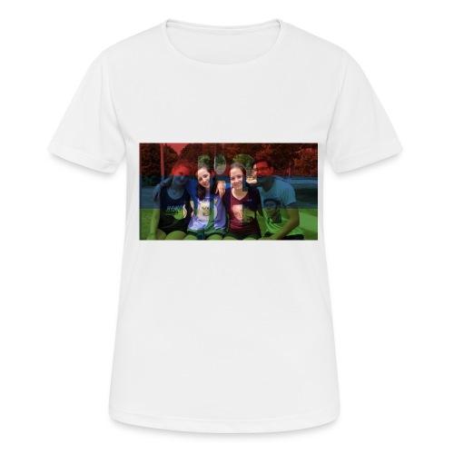 PV-Bike Trip Propaganda - Frauen T-Shirt atmungsaktiv