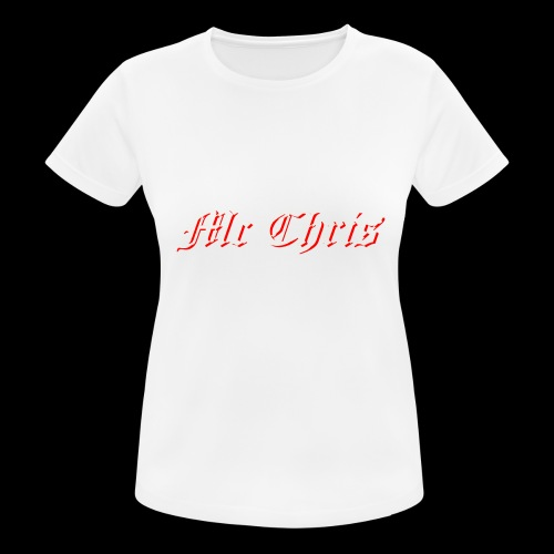 McChrislOGO11 - Frauen T-Shirt atmungsaktiv