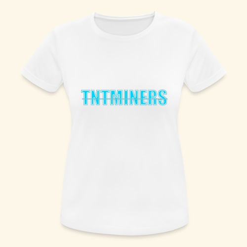 tntminers annan faerg 4 - Andningsaktiv T-shirt dam