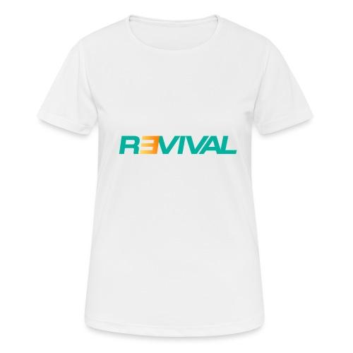 revival - Women's Breathable T-Shirt