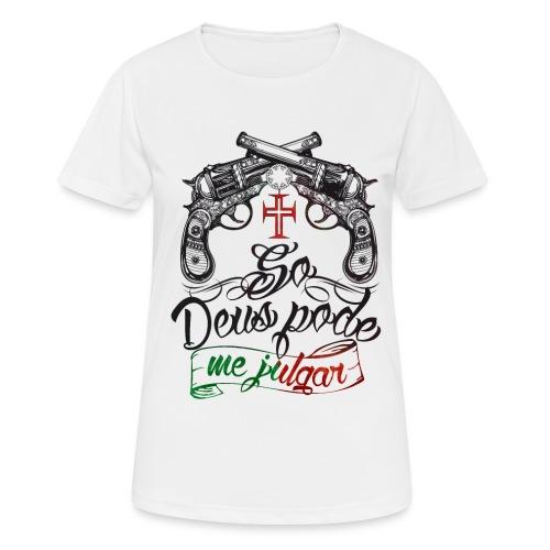 Seul dieu peut me juger - T-shirt respirant Femme