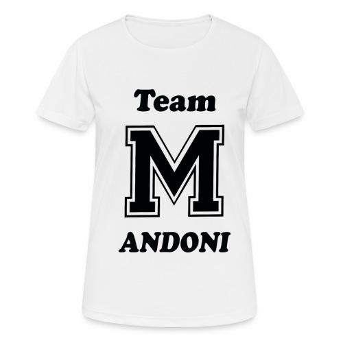 Team Androni - Camiseta mujer transpirable