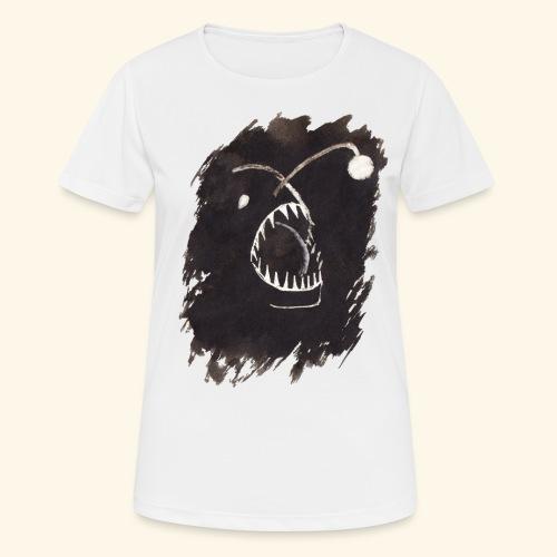 I djupet - Andningsaktiv T-shirt dam