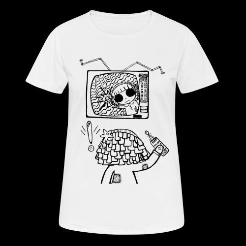 dehidre 1 - Camiseta mujer transpirable
