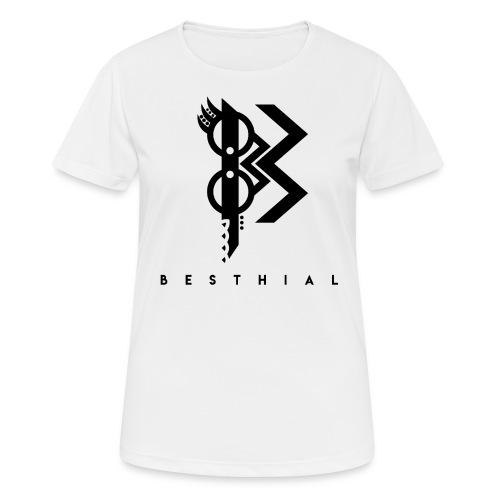 Viking Dark - T-shirt respirant Femme