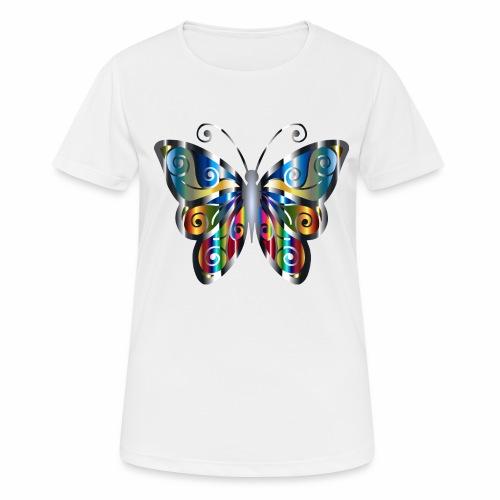 butterfly - Koszulka damska oddychająca