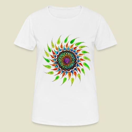 Celebrate Life - Frauen T-Shirt atmungsaktiv
