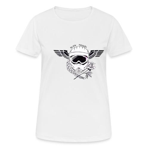 foxy crew - Frauen T-Shirt atmungsaktiv