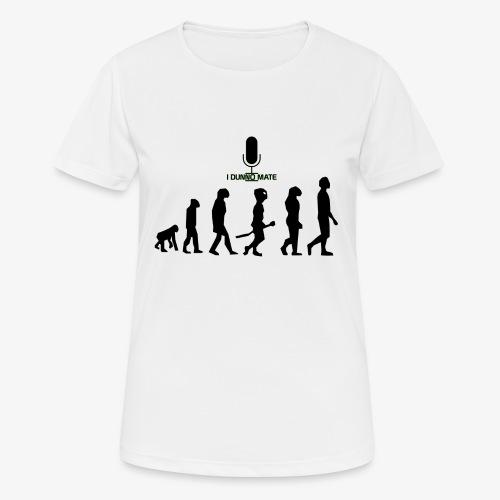 Evolution - Women's Breathable T-Shirt