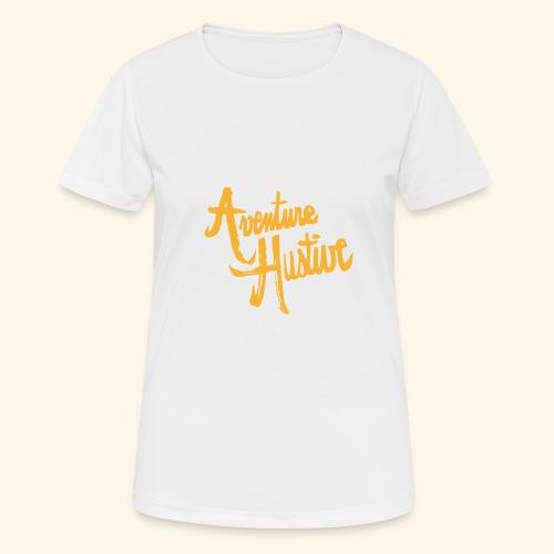 AventureHUstive - T-shirt respirant Femme