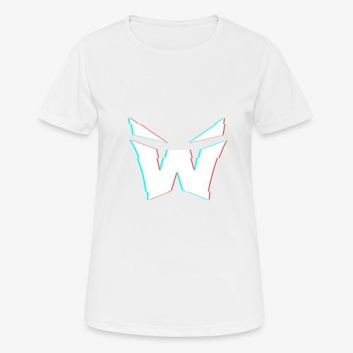 MAN'S VORTEX DESIGN - Women's Breathable T-Shirt