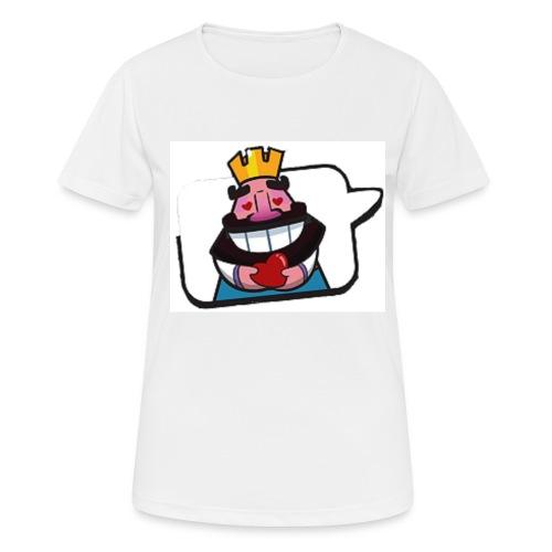 Cartoon - Maglietta da donna traspirante