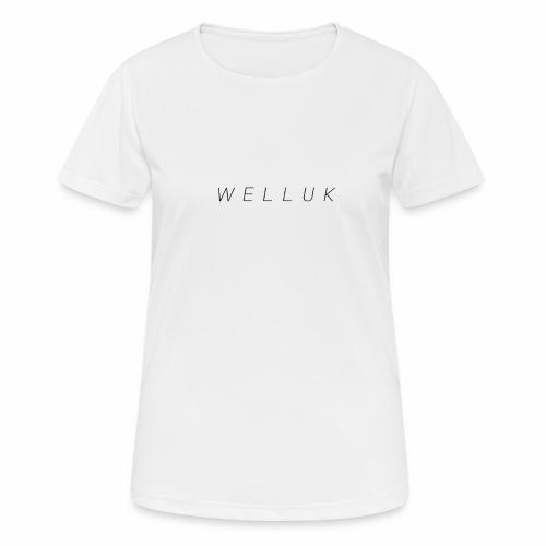 welluk - Vrouwen T-shirt ademend actief