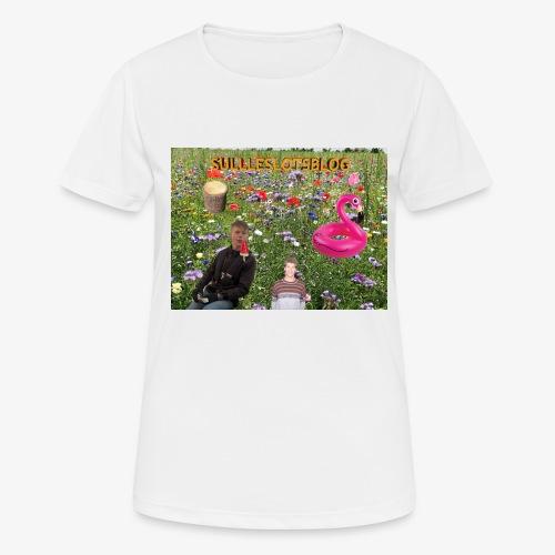 Sulleslotsblog - Dame T-shirt svedtransporterende