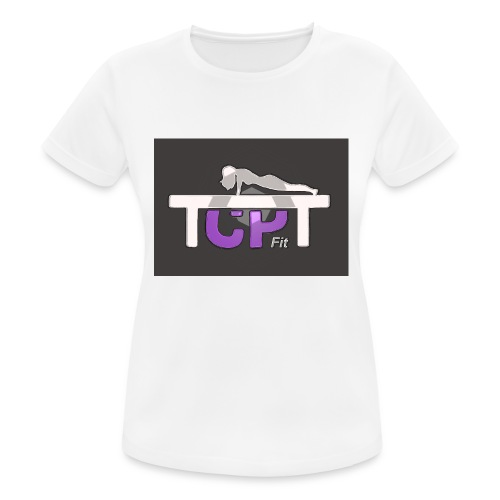 TCPTFit - Women's Breathable T-Shirt