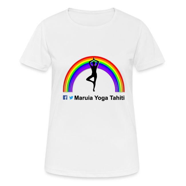 Logo de Maruia Yoga Tahiti