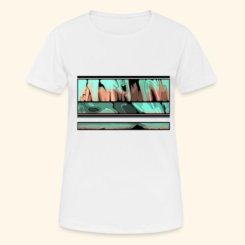 Slur-F06 - Women's Breathable T-Shirt