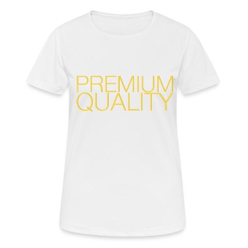 Premium quality - T-shirt respirant Femme