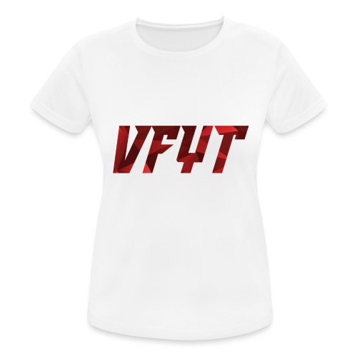 vfyt shirt - Vrouwen T-shirt ademend actief