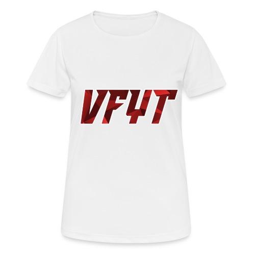 vfyt shirt - vrouwen T-shirt ademend
