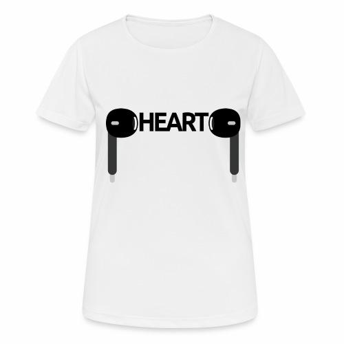 ListenToYourHeart - Koszulka damska oddychająca