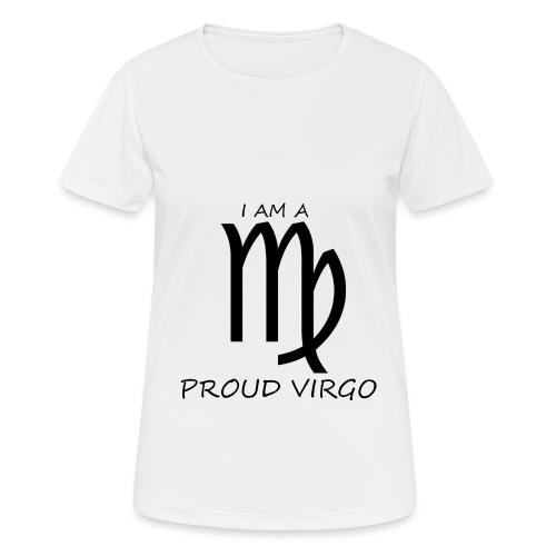 VIRGO - Women's Breathable T-Shirt