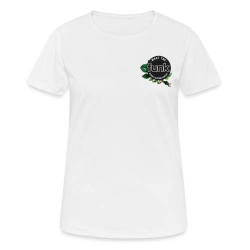 WTFunk - ROSES LOGO- Summer/Fall 2018 - Frauen T-Shirt atmungsaktiv