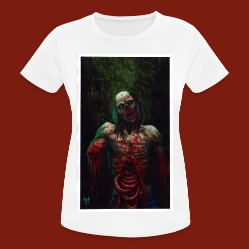 Zombie's Guts - Women's Breathable T-Shirt