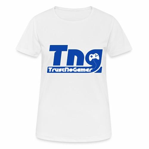 merchandising TrustNoGamer - Maglietta da donna traspirante