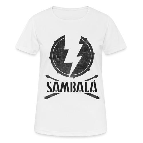 Batucada Sambala - Camiseta mujer transpirable