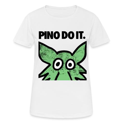 PINO DO IT - Maglietta da donna traspirante