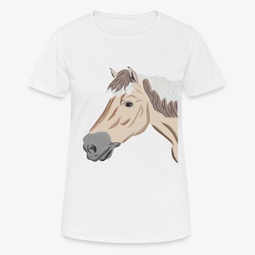 Fjord Pony - Frauen T-Shirt atmungsaktiv
