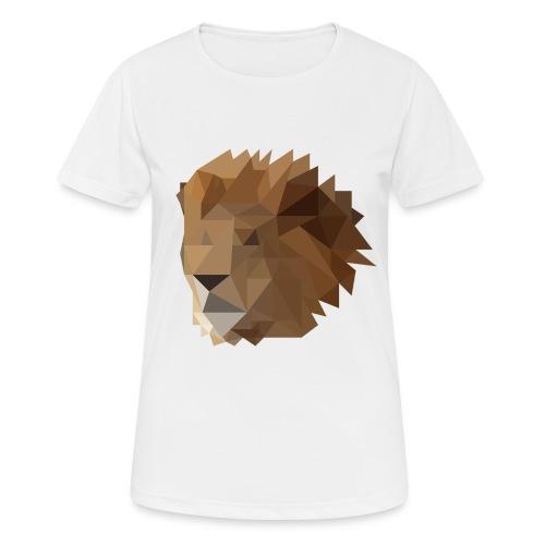 Löwe - Frauen T-Shirt atmungsaktiv