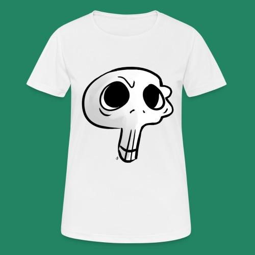 Skull - T-shirt respirant Femme
