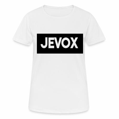 Jevox Black - Vrouwen T-shirt ademend actief