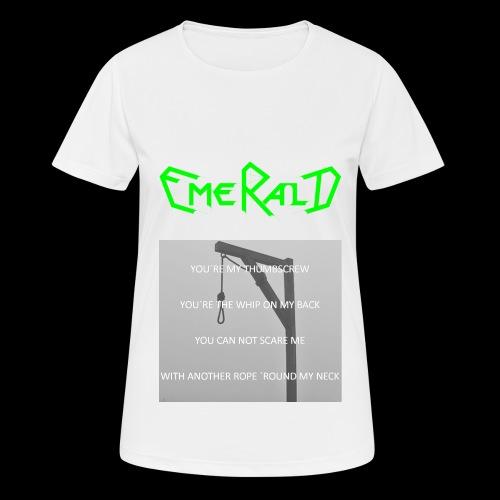Emerald - Frauen T-Shirt atmungsaktiv