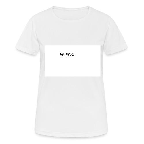 White Wolf Clothing - Dame T-shirt svedtransporterende