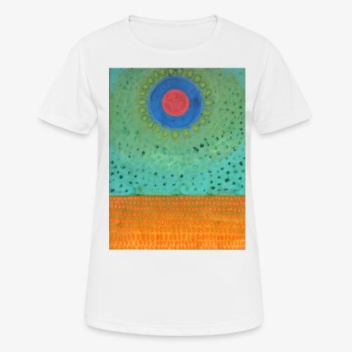 Noc Nad Pustynią - Koszulka damska oddychająca