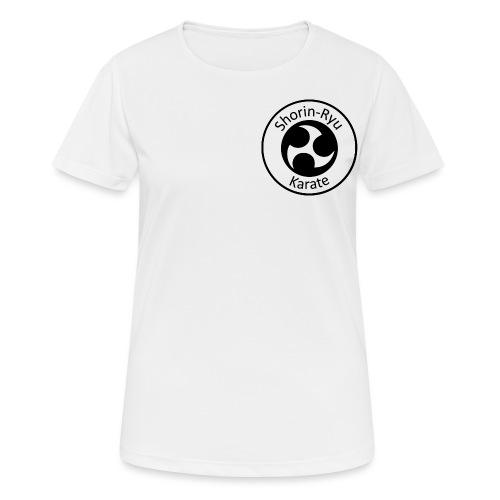 Shorin-Ryu - Dame T-shirt svedtransporterende