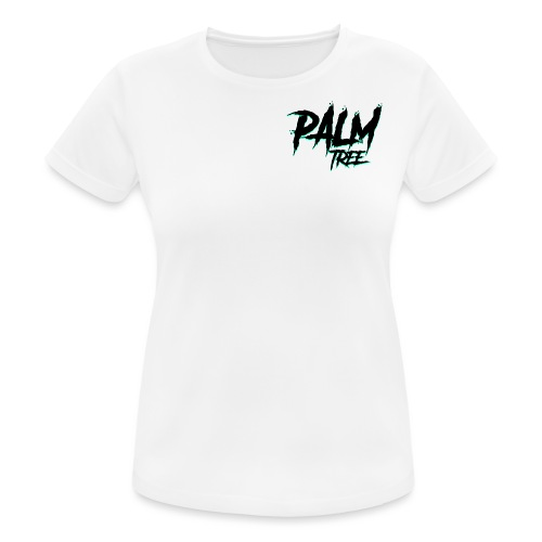 PALMTREE STREETWEAR - Camiseta mujer transpirable