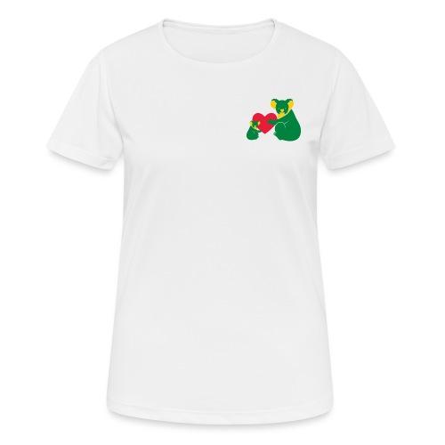 Koala Heart Baby - Women's Breathable T-Shirt